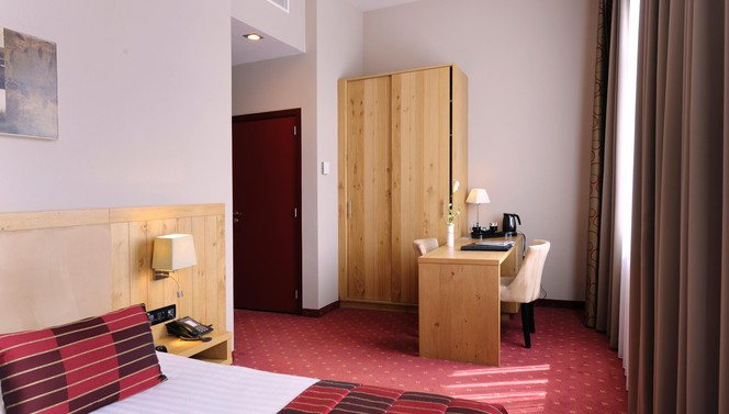 Hotel Verviers_Chambre 3
