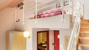 Hotel Verviers_Chambre 3 etage 2